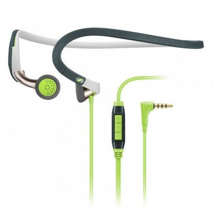 Sennheiser PMX 686i Sports - Durable Neckband Headset for iOS Devices