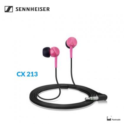 Sennheiser CX 213 Earphones (Pink)