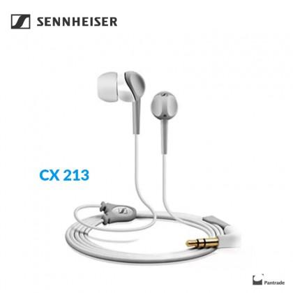 Sennheiser CX 213 Earphones (White)