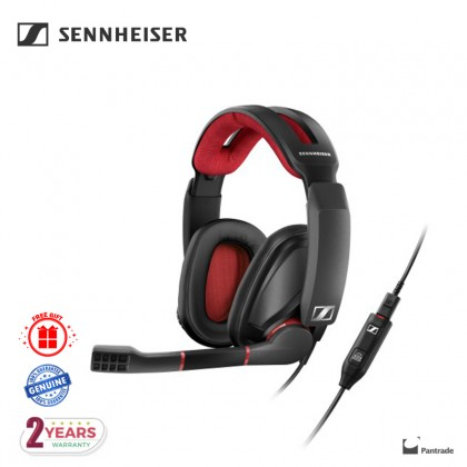 Sennheiser GSP 350 Closed-Back Gaming Headset for PC, Mac, PS4 and Xbox One with 7.1 Dolby Surround Sound