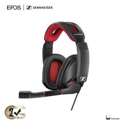 EPOS | Sennheiser GSP 350 Closed-Back Gaming Headset for PC, Mac, PS4 and Xbox One with 7.1 Dolby Surround Sound