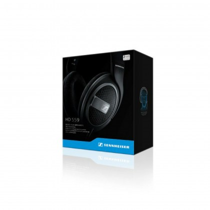 Sennheiser HD 559 High End Open-Back Stereo Around Ear Headphones