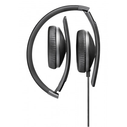 Sennheiser HD 2.30G Stylish Portable On-Ear Headset with Integrated Mic & Remote for Android Devices (Black)
