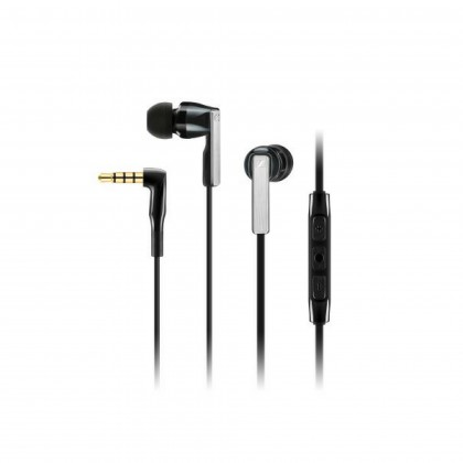 Sennheiser CX 5.00G In-Ear Headphones with Integrated Mic & Remote for Android Devices (Black)