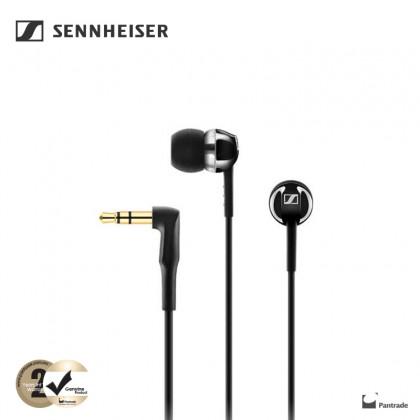 Sennheiser CX 1.00 Bass Driven Wired In-Ear Earphones - Black