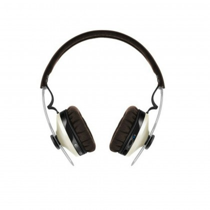 Sennheiser MOMENTUM On-Ear 2.0 i Wired Headphones with Mic for iOS Devices (Ivory)