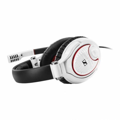 Sennheiser GAME ZERO Closed-Back Gaming Headset for PC, Mac, PS4 and Xbox One (White)