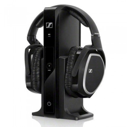 Sennheiser RS 165 Digital Wireless TV and Home Audio Headphone System
