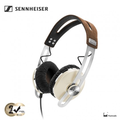 Sennheiser MOMENTUM 2.0 Wired Headphones with Mic for Android Devices (Ivory)