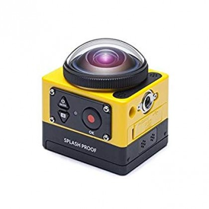 Kodak PIXPRO SP360 - Action Cam with Extreme Accessories