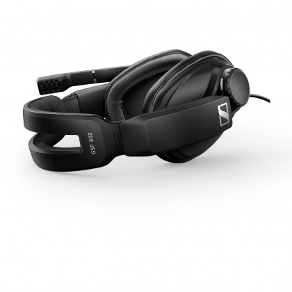 Sennheiser GSP 302 Closed-Back Gaming Headset for PC, Mac, PS4 and Xbox One (Black)