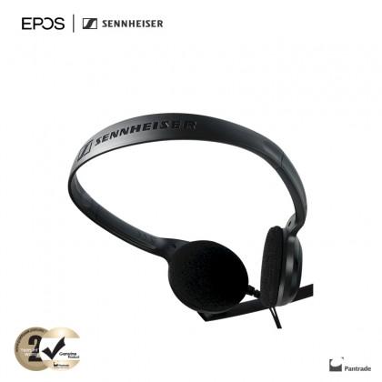 EPOS   Sennheiser PC 3 CHAT - Stereo Chat Headset for Internet Telephony, Voip, Skype