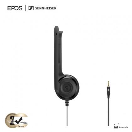 EPOS | Sennheiser PC 5 CHAT - Extremely Lightweight Headset for Internet Telephony