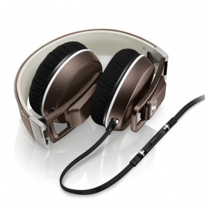 Sennheiser URBANITE XL - Over Ear Headphones with Integrated Microphone for iOS Devices