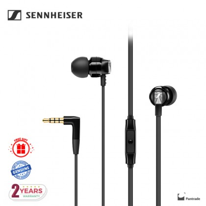 Sennheiser CX300S In-ear Design Earphones 3 colors available ( Black / Red / White)