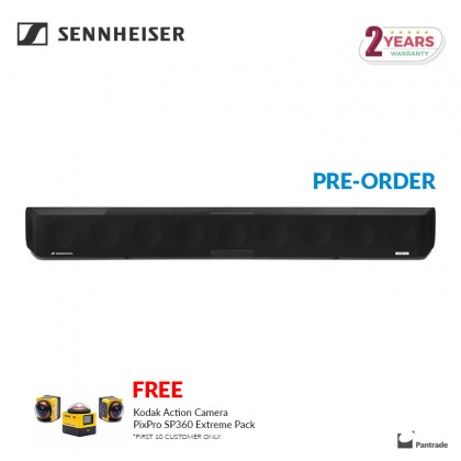 [PRE-ORDER] Sennheiser AMBEO Soundbar