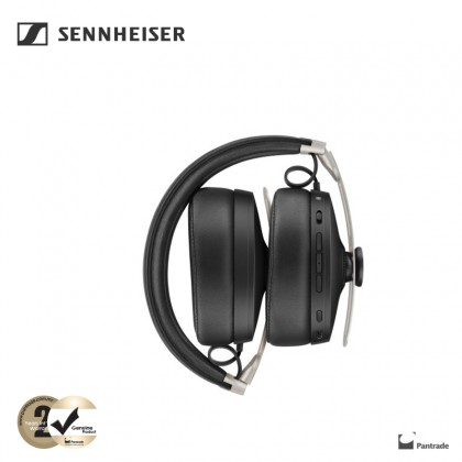 Sennheiser MOMENTUM 3 Noise-Canceling Wireless Over-Ear Headphones (Black)