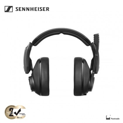 EPOS | Sennheiser GSP 670 Wireless Gaming Headset / Gaming for audiophiles Black