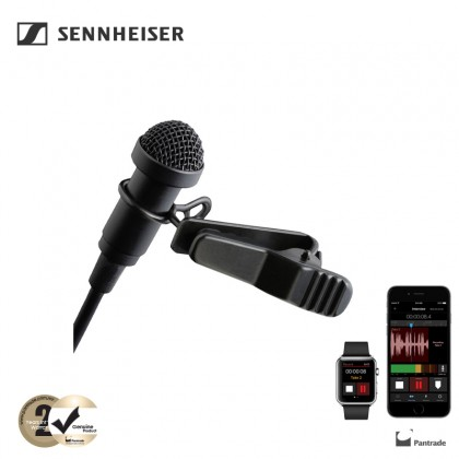 Sennheiser ClipMic Digital / Clip-on Microphone For Apple devices