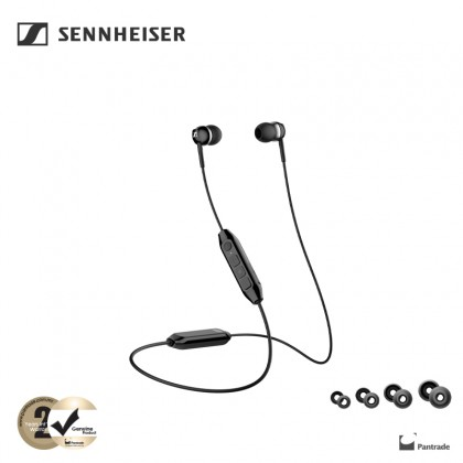 Sennheiser CX 350BT wireless earphones ( Black / White )