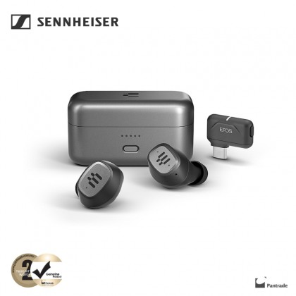 EPOS GTW 270 Hybrid Closed Acoustic Wireless Earbuds with Dongle ( Pre-order)