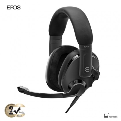 EPOS H3 Closed Acoustic Gaming Headset