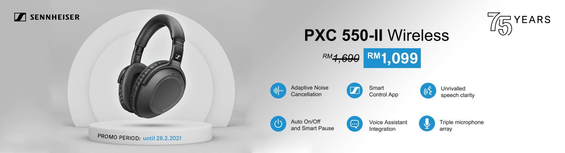 PXC 550 II